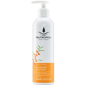 Tautropfen - Sanddorn Nourishing Solutions - Moisturising Shower Emulsion