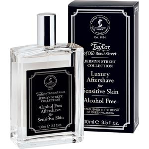 Image of Taylor of old Bond Street Herrenpflege Jermyn Street Collection Aftershave for sensitive Skin 100 ml