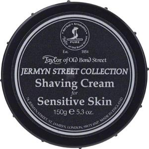 Image of Taylor of old Bond Street Herrenpflege Jermyn Street Collection Jermyn Street Shaving Cream for Sensitive Skin Tiegel 150 g