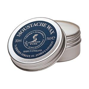Image of Taylor of old Bond Street Herrenpflege Jermyn Street Collection Moustache Wax 30 ml