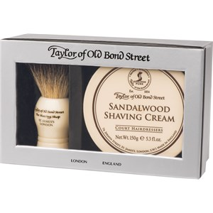 Taylor of old Bond Street - Sandalwood series - Gift Set