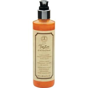 Taylor of old Bond Street - Sandelholz-Serie - Sandalwood Luxury Moisturising Hand Wash