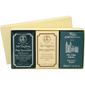 Taylor of old Bond Street - Sandalwood series - Soap Set