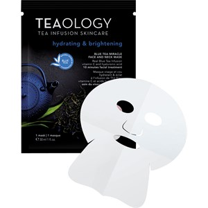 Teaology - Gesichtspflege - Blue Tea Miracle Face and Neck Mask