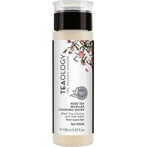 Teaology - Gesichtspflege - Flower Tea Micellar Water Cleansing