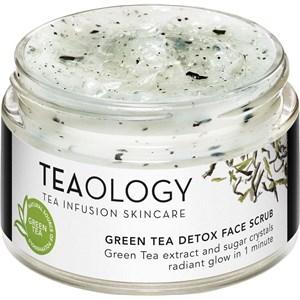 Teaology - Gesichtspflege - Green Tea Detox Face Scrub