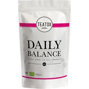 Teatox Tee Balance Daily Balance Tea Nachfüllpackung 50 g