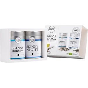 Teatox Tee Detox Skinny Detox 14 Day Plan Good Morning Tea 50 g + Good Night Tea 50 g 1...