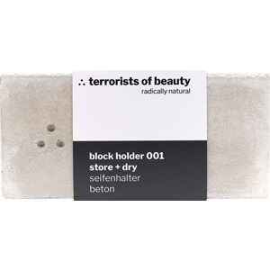 Terrorists of Beauty - Soaps - Block Holder