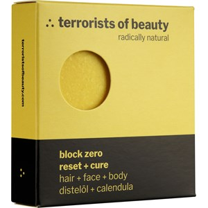 Terrorists of Beauty - Seifen - Block Reset + Cure