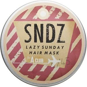The A Club - Skin care - SNDZ Lazy Sunday Hair Mask