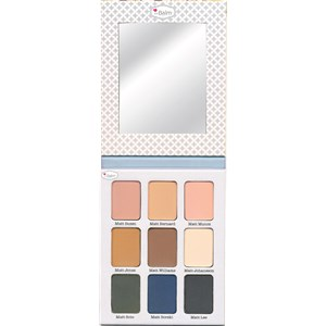The Balm - Eyeshadow - MeetMatteAdor Eyeshadow Palette