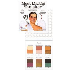 The Balm - Eyeshadow - MeetMatteShmaker Eyeshadow Palette