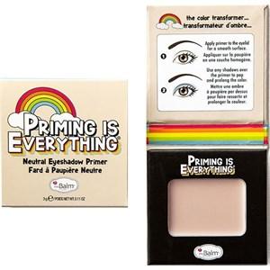 The Balm - Eyeshadow - Neutral Eyeshadow Primer