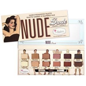 The Balm - Eyeshadow - NudeDude Eyeshadow Palette