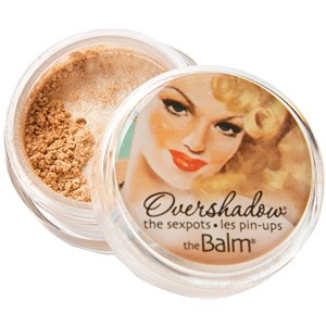 The Balm - Eyeshadow - Overshadow Mineral Eyeshadow