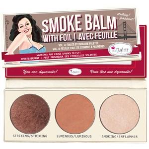 The Balm - Eyeshadow - Smoke Balm Vol. 4