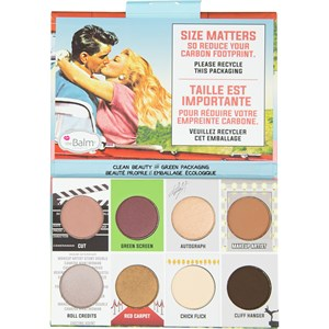 The Balm - Eyeshadow - TheBalm and the Beautiful Episode 1.