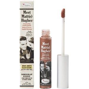 The Balm - Lip Gloss - MeetMatteHughes Liquid Lipstick