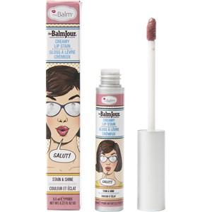 The Balm - Lip Gloss - TheBalmJour Creamy Lip Stain