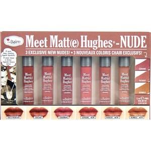 The Balm - Lipstick - Mini Kit Nude