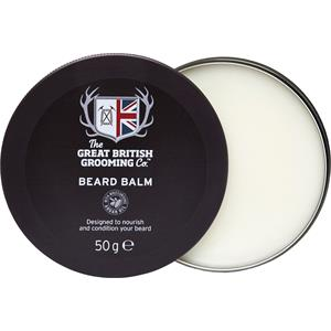 Image of The Great British Grooming Co. Pflege Bartpflege Beard Balm 50 g