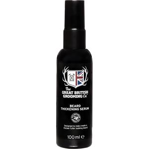 Image of The Great British Grooming Co. Pflege Bartpflege Beard Thickening Serum 100 ml