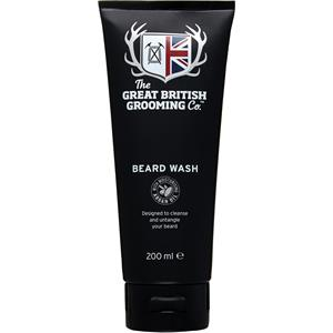 Image of The Great British Grooming Co. Pflege Bartpflege Beard Wash 200 ml
