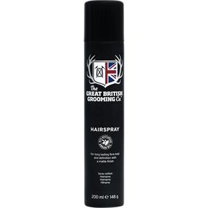 Image of The Great British Grooming Co. Pflege Haarpflege Hair Spray 200 ml