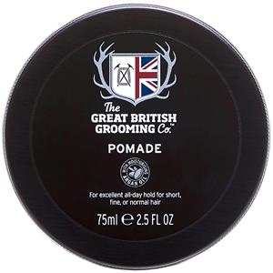 Image of The Great British Grooming Co. Pflege Haarpflege Pomade 75 ml
