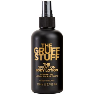 The Gruff Stuff - Körperpflege - The Spray on Body Lotion