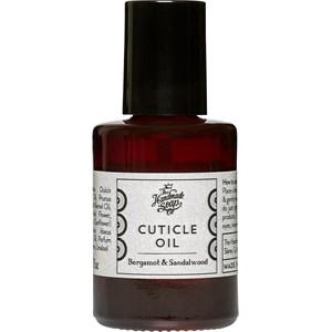 The Handmade Soap - Bergamot & Eucalyptus - Cuticle Oil