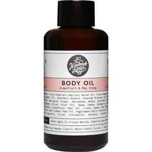 The Handmade Soap - Grapefruit & May Chang - Body Oil