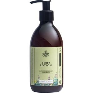 The Handmade Soap - Lavender & Rosemary - Body Lotion