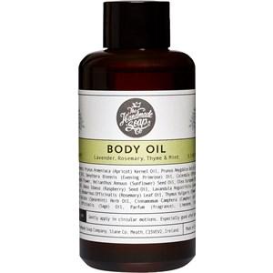The Handmade Soap - Lavender & Rosemary - Body Oil