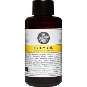 The Handmade Soap - Lemongrass & Cedarwood - Body Oil
