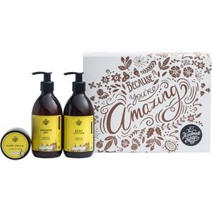 The Handmade Soap - Lemongrass & Cedarwood - Geschenkset