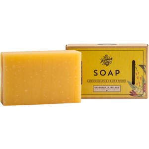 The Handmade Soap - Lemongrass & Cedarwood - Soap