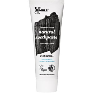 The Humble Co. - Zahnpflege - Natural Toothpaste Charcoal