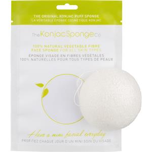The Konjac Sponge Co. - Rostro - Original Konjac Sponge Puff