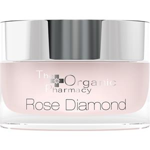 The Organic Pharmacy - Gesichtspflege - Rose Diamond Face Cream