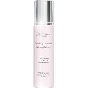 The Organic Pharmacy - Gesichtsreinigung - Rose Diamond Exfoliating Cleanser