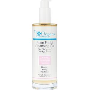 The Organic Pharmacy - Gesichtsreinigung - Rose Facial Cleansing Gel