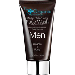 The Organic Pharmacy - Men's care - Men Deep Cleansing Face Wash