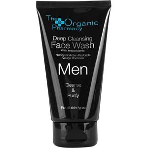 The Organic Pharmacy - Herrenpflege - Men Deep Cleansing Face Wash