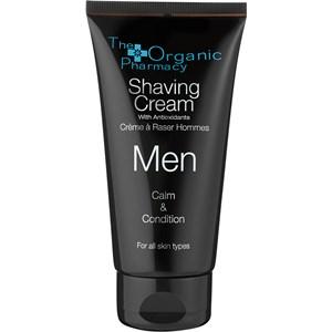 The Organic Pharmacy - Herrenpflege - Men Shaving Cream