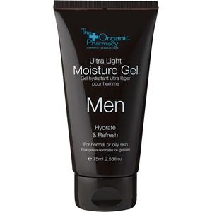 The Organic Pharmacy - Men's care - Men Ultra Light Moisture Gel