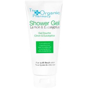The Organic Pharmacy - Körperpflege - Lemon & Eucalyptus Shower Gel