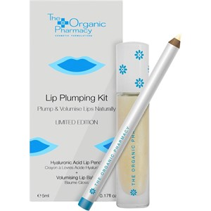 The Organic Pharmacy - Lippen - Lip Plumping Kit