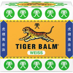 Tiger Balm - Pharmaceuticals - Salbe Weiss